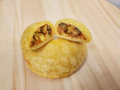 Gluten Free Vegetarian Empanada x 4