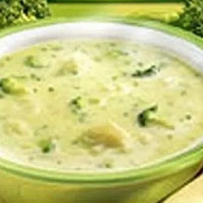 Broccoli, Mushrooms, and Potato Soup (12 oz)