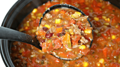 Taco Soup (12oz)