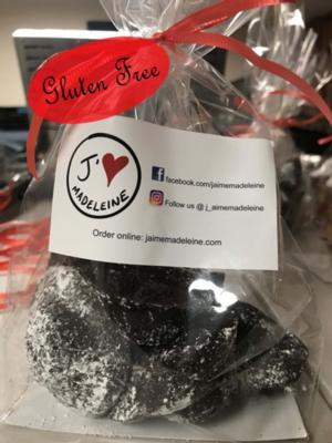 Gluten Free Classic Madeleines Chocolate