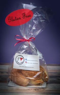 Gluten Free Classic Madeleines Plain