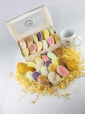 Package of 3 Glazed Madeleines (Your Choice of Flavors)