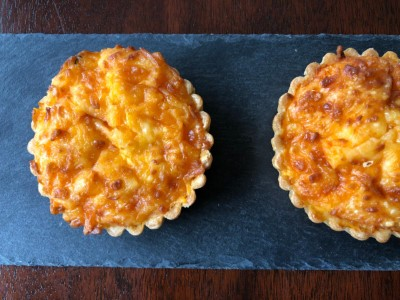 Ham & Cheese Quiche (pack of 2)