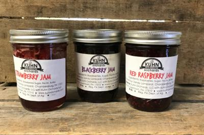 Fruit Jam / 8 oz. jar