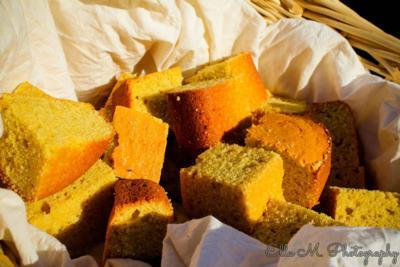 Cornbread- Per Loaf