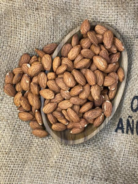 Dry-Roasted Almonds (1lb)