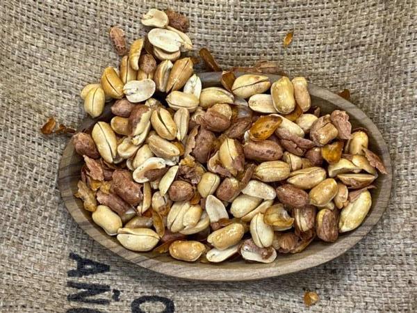 Lightly Salted Peanuts  (1lb)