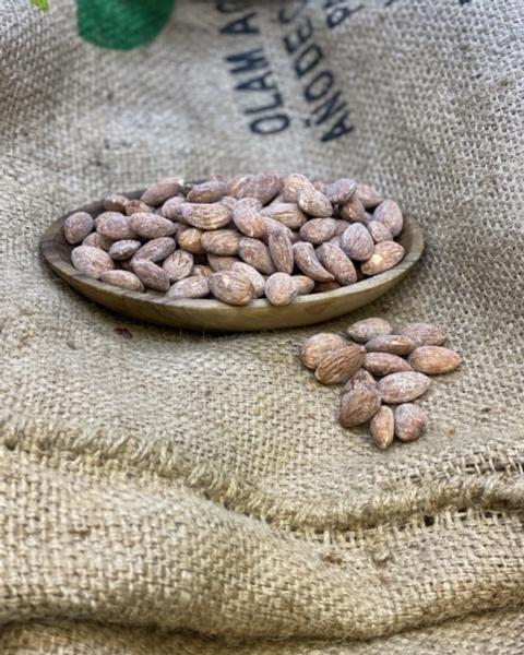 Lightly Salted Almonds (1lb)