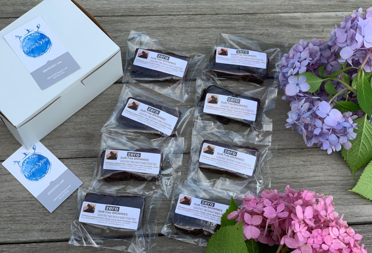 Guilt Free Brownies (1 pack)