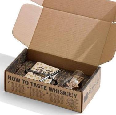 33 Books Whiskey Tasting Kit