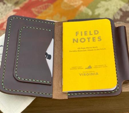 Field Notes Book Cover