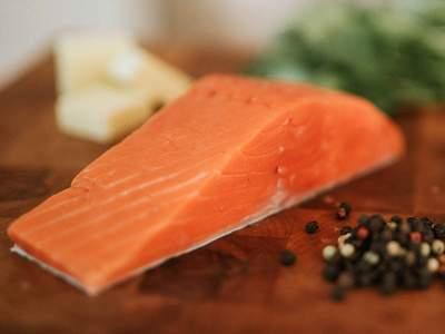 Wild King Salmon (1 lb)
