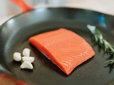 Wild Coho Salmon (1 lb)