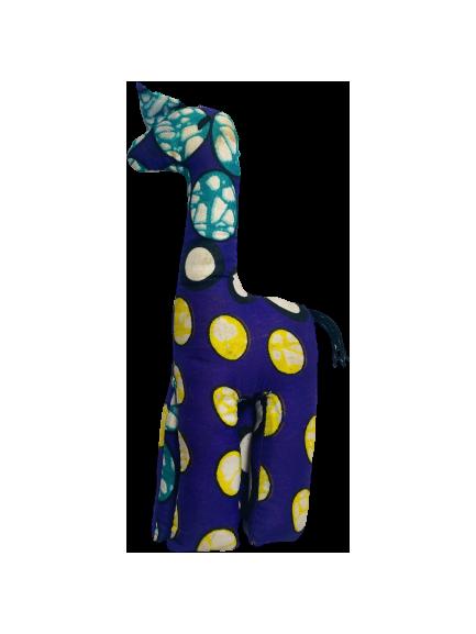 Handmade in Uganda Stuffed Giraffe