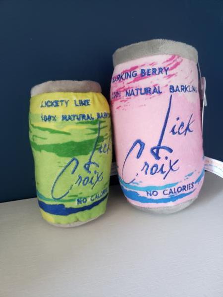 Plush Toy - Lick Croix