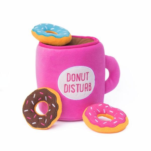 Burrow Toy - Coffee & Donuts