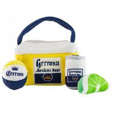 Burrow Toy - Grrrona Cooler