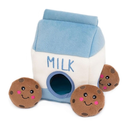 Burrow Toy - Cookies & Milk