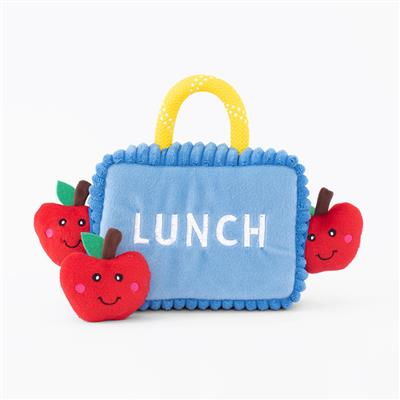 Burrow Toy - Lunchbox & Apples