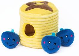 Burrow Toy - Blueberry Pancakes