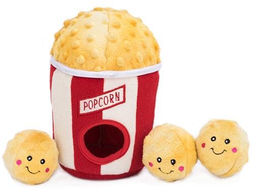Burrow Toy - Popcorn Bucket