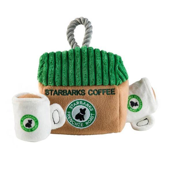 Burrow Toy - Starbarks Coffee House