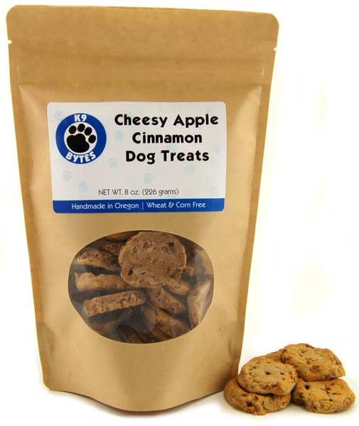 Treats - Cheesy Apple Cinnamon Dog Treats