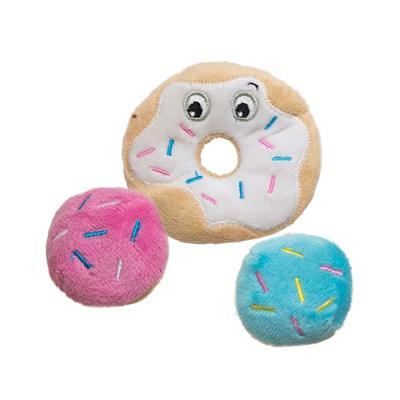 Kitty Catnip Toy - Donuts