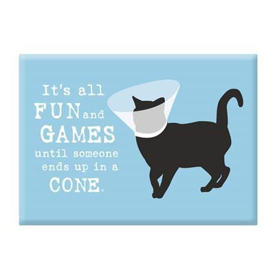 Magnet - All Fun & Games: Cat