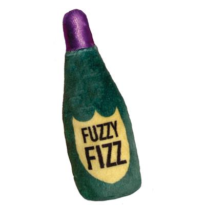 Kitty Catnip Toy - Fuzzy Fizz