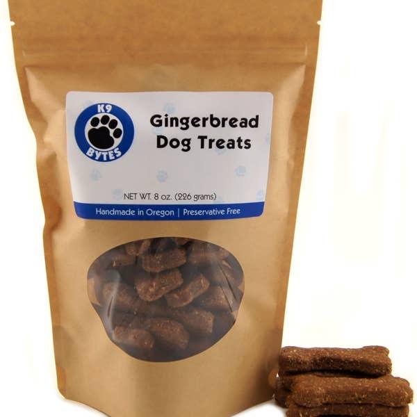 Treats - Gingerbread Dog Treats