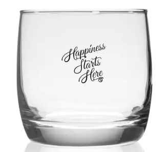 Happiness Starts Here Tumbler