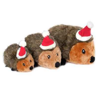 Plush Toy - Holiday Hedgehog