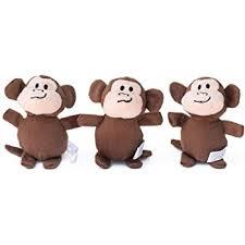 Plush Toy - Mini Monkeys