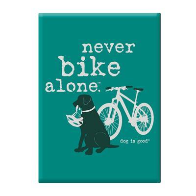 Magnet - Never Bike Alone