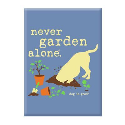 Magnet - Never Garden Alone