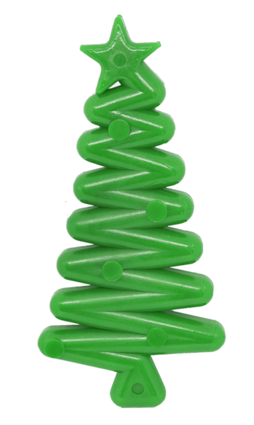 Chew Toy - Christmas Tree