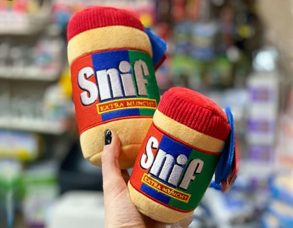 Plush Toy - Snif Peanut Butter