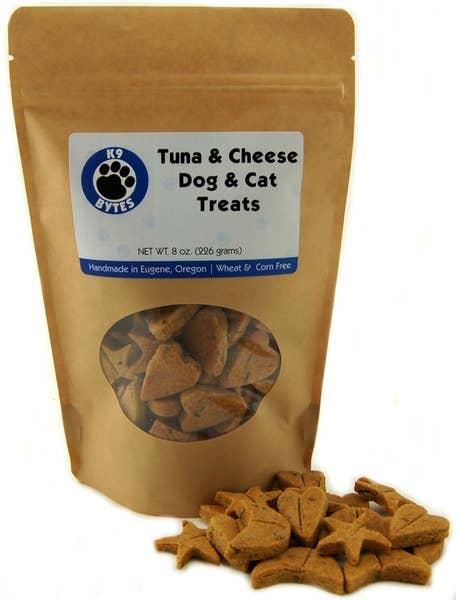 Treats - Tuna and Cheese Dog and Cat Treats