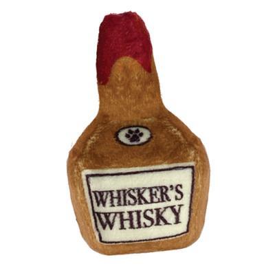 Kitty Catnip Toy - Whisker's Whiskey