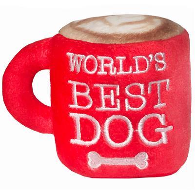 Plush Toy - World's Best Dog