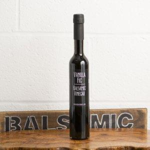Vanilla Fig Barrel Aged Balsamic Vinegar (375ml)