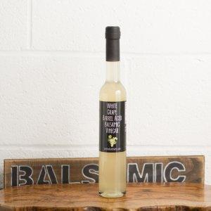 White Grape Balsamic Vinegar (375ml)