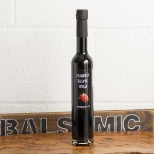 Strawberry Barrel Aged Balsamic Vinegar (375ML)