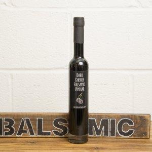 Dark Cherry Aged Red Grape Balsamic Vinegar (375ml)