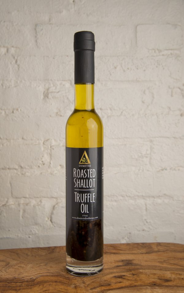 Roasted Shallot Truffle Oil