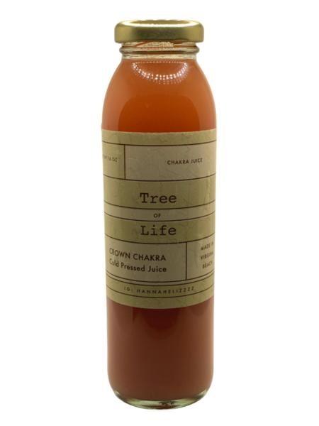 Crown Chakra Juice