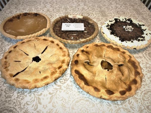Small Deep Dish Pies (5in)