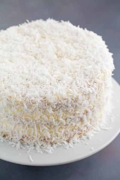 6-Inch Coconut Cake