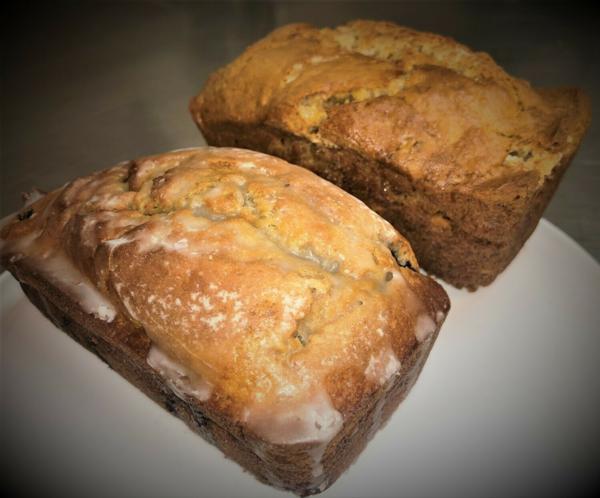 Sweet Bread Loaves